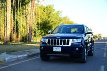 Automatic Blue Jeep 2012 for sale