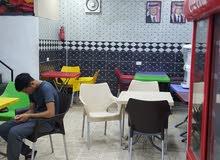 عدة مطعم  شاورما وسناكات وفول وفلافل شبه الوكاله