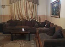 شقة طابقية ارضيه شبه مستقلة في البقيع/السلط