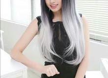 باروكه لونين حراري الاصلية wig 550 بدل 700