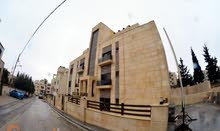 Abdoun neighborhood Amman city - 160 sqm apartment for sale