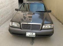 مرسيس اليجانس C200 1995