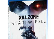 call of duty advanced and killzone shadow fall
