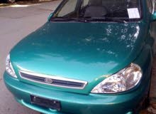 Automatic Green Kia 2002 for sale