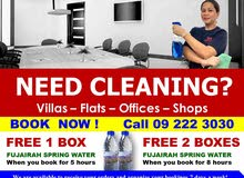 Cleaning Service in Fujairah