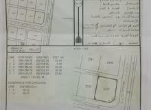 أرض سكنية بالبريمي بمخطط أرض جو