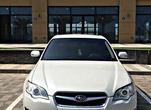 Subaru Legacy 2008 For sale - White color