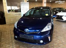 Automatic Blue Toyota 2013 for sale