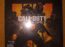 دسكة call of duty black ops 4 للبيع أو التبديل بي ريد ديد 2
