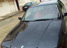 Automatic Black BMW 1997 for sale