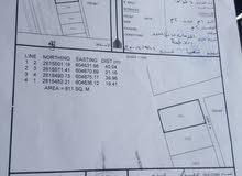 للبيع ارض تجارية في الرميس جنوب على اول خط من الشارع العام
