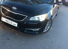 Kia Cadenza 2012 For sale - Black color