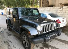 Jeep Wrangler 2017 For sale - Grey color
