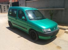 Manual Green Citroen 2000 for sale