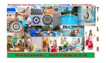 Tiles-Electric-Paint-Gypsum // بلاط - كهرباء - دهان - جبس