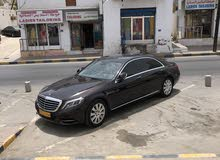 Used condition Mercedes Benz S 400 2015 with 1 - 9,999 km mileage