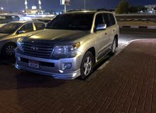 Toyota Land Cruiser made in 2012 for sale
