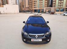 Renault Fluence2014,Full Covered Insurance Low Millage Only 69k KM