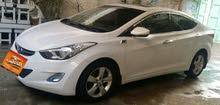 New Hyundai Elantra in Cairo