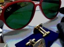 نظارة ريبان أصلي للجنسين وأشياء فخمه