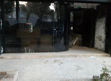 محل للايجار بالمهندسين بموقع متميز مساحة 150متر