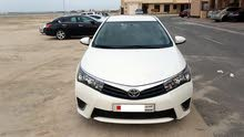 Excellent Condition 2015 Pearl White Toyota Corolla 2.0
