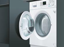 washing machine built in ..