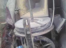 طاحون مع ديناموا كهرباء