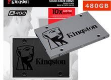 هارديسك kingston ssd 480gb