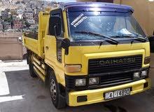 Daihatsu Delta 1996 For sale - Yellow color