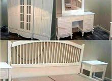غرف نوم جديده وتفصيل خزاين حسب الطلب