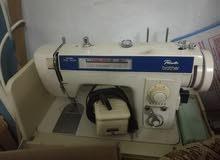 ماكينة خياطة برازر بحاله جيده