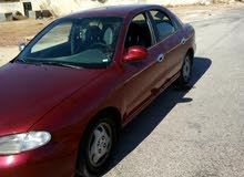 Automatic Maroon Hyundai 1995 for sale