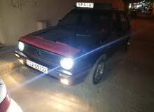 Gasoline Fuel/Power   Volkswagen Fox 1990