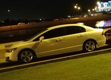 Honda Civic 2007 For sale - White color