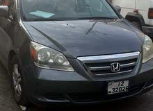 For sale Honda Odyssey car in Amman