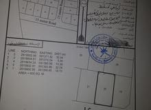 أرض للبيع في مزرع الحرث جنب مسجد المصطفى