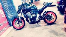 دراجه هوندا 600cc ستريت قويه للبيع او البدل ع سياره اوتوماتيك