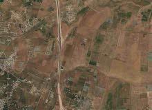 ارض 520م للبيع مقابل اسكان روابي الاسراء