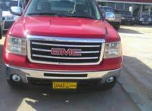 GMC Sierra oman 2012