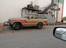 +200,000 km Toyota Land Cruiser 1988 for sale