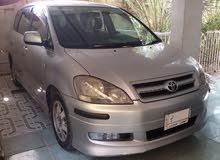 Automatic Silver Toyota 2002 for sale
