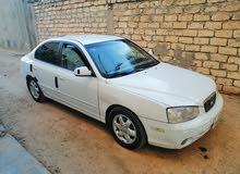 Hyundai Avante car for sale 2003 in Tripoli city