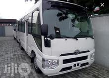 Best rental price for Toyota Coaster 2018