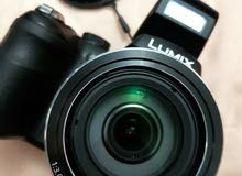 للبيع كاميرا تصوير صور فديو  LUMIX مستخدمه  نضيفه