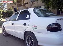For sale Hyundai Accent car in Benghazi