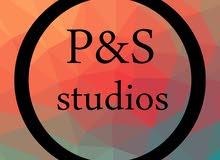 مؤسسة P&S Studios للإنتاج الإعلامي