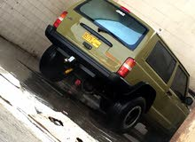 For sale 1997 Green Cherokee