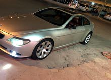 Gasoline Fuel/Power   BMW 645 2005