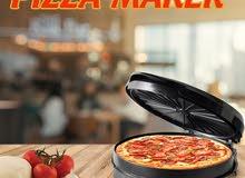 ماكينة صنع البيتزا مع تحكم في درجة الحرارة